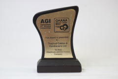 AGI BEST ELECTRICAL _ ELECTRONICS COMPANY 2012