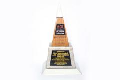 AGI INDUTECH SPONSORSHIP AWARD 2014