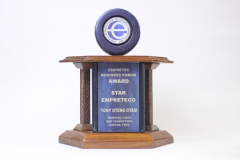 EMPRETEC BUSINESS FORUM AWARD 2000