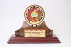 NATIONAL INDUTECH AWARD 2005