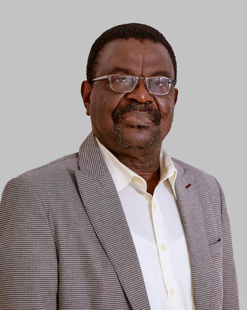 Theophilus V. A. Mensah